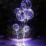 LED Bande Transparent Lumière Confession Ballon Proposer Anniversaire De Mariage...