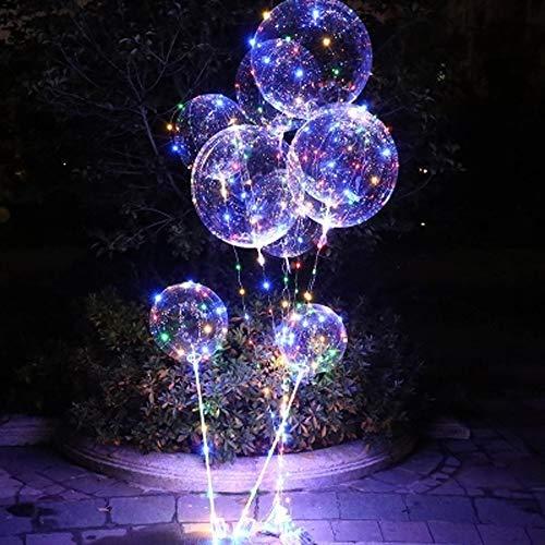 QIANGUANG 20-LED hojas de arce cadena de hadas luz lámpara decorativa flexible para el árbol...