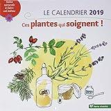 Le calendrier. Ces plantes qui soignent - Soins naturels à faire soi-même