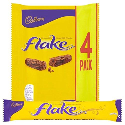 Cadbury Flake X 4 102G