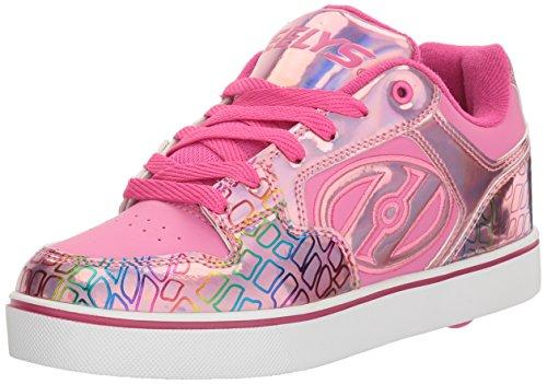 HEELYS Heelys Mädchen Motion Plus Turnschuhe, Pink (Pink/Light Pink/Multi), 35 EU