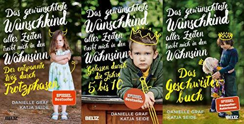 Das gewünschteste Wunschkind 3 Titel + 1 exklusives Postkartenset