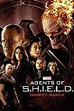 lcyqq 1000-Teile-Puzzle - Agenten von Shield-Postern 3-1,