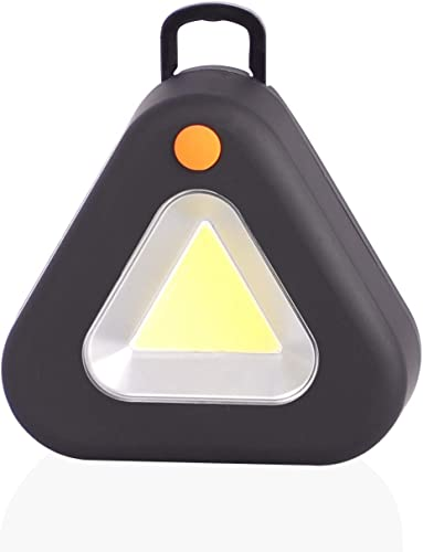 2021 ORIENTOOLS outlet sale Magnetic COB LED Work Light, Ultra Brightness 300 Lumens with Magnetic Base and Hanging Hook, Battery Powered outlet online sale Floodlight for Car, Camping, Outdoor outlet sale