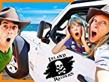 Off Road Mission To Abandoned Island Raiders Hideout!