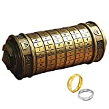 Da Vinci Code Mini Cryptex For Christmas Valentine's Day Most Interesting...