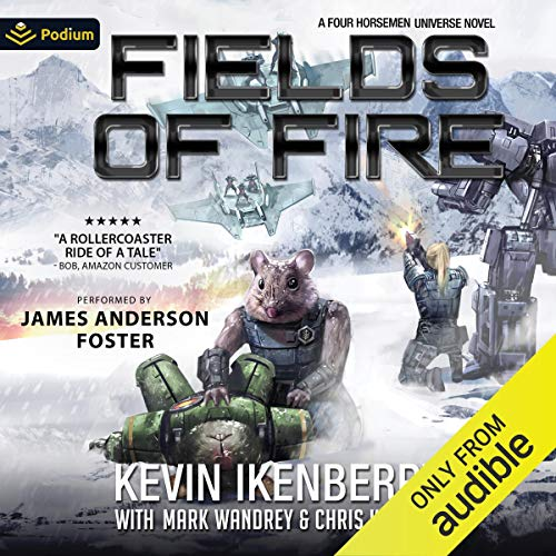 Fields of Fire: Rise of the Peacemakers, Book 2