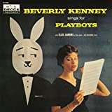 "CD cover: Beverly Kenney ""Songs for Playboys"