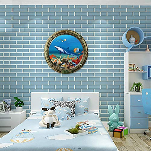 Little Story 3D DIY Family Home Wall Sticker Removable Mural Decals Vinyl Art Room Decor