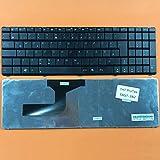 kompatibel für ASUS P53, P53E, P53SJ DEUTSCHE - Schwarz Tastatur Keyboard Version 3