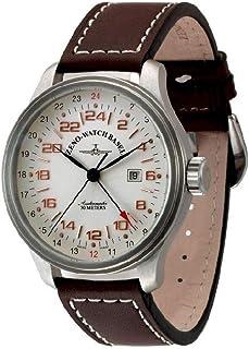 Zeno - Watch Reloj Mujer - OS Retro GMT + 24 Hours - 8524-f2