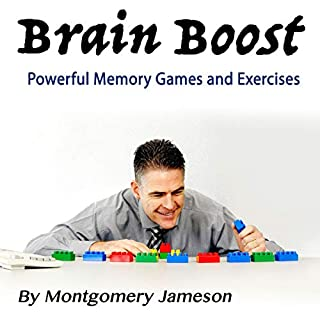 Brain Boost: Powerful Memory Games and Exercises audiobook cover art