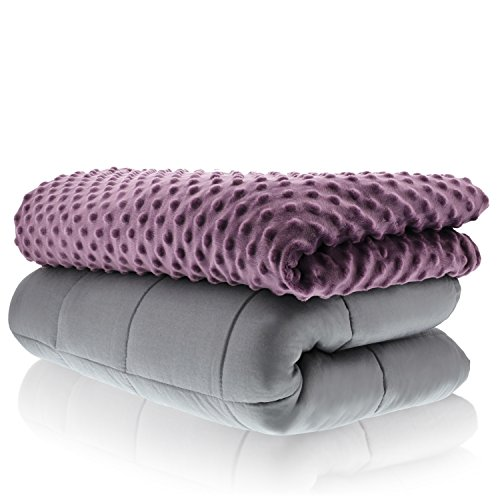 Top 10 Best Weighted Blankets Reviews In 2019 Top