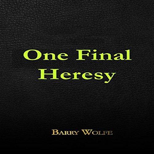 One Final Heresy audiobook cover art