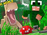 Clip: Minecraft Adventure - Welcome to Dinosaur World!