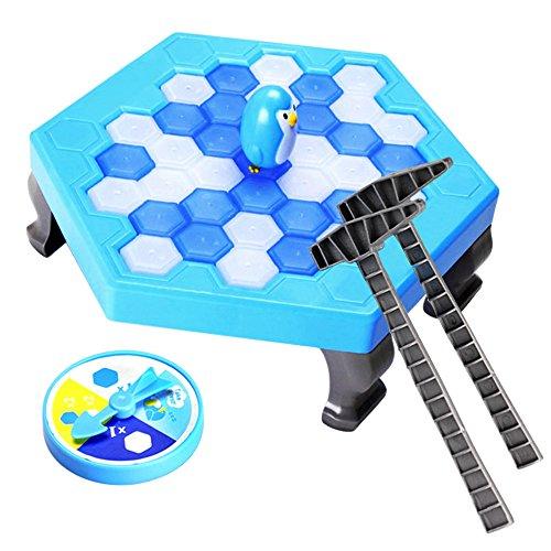 Beetest Salva Pinguino Rompighiaccio Tavolo Giochi Educativo Giochi Genitore Bambini Interattivi Family Fun Intrattenimento Giocattoli