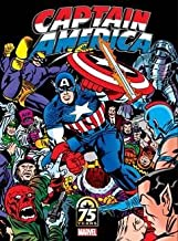 Captain America 75th Anniversary Jack Kirby Cover