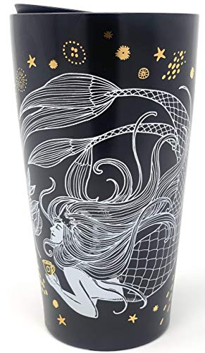 Starbucks Limited Edition Ceramic Travel Mug Mermaid