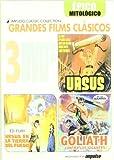 Ursus + Ursus en la tierra del fuego + Goliath contra los Gigant [DVD]