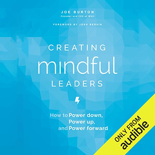 Creating Mindful Leaders cover art