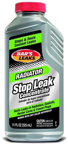 Bar's Leaks 1196 Radiator Stop Leak - 11 oz. , Grey