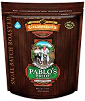 2LB Pablo's Pride Gourmet Coffee - Guatemala - Medium-Dark Roast Whole Bean Coffee - 2 Pound (2 lb) Bag