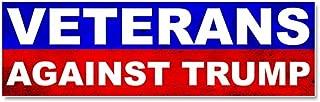Best veterans against trump sticker Reviews