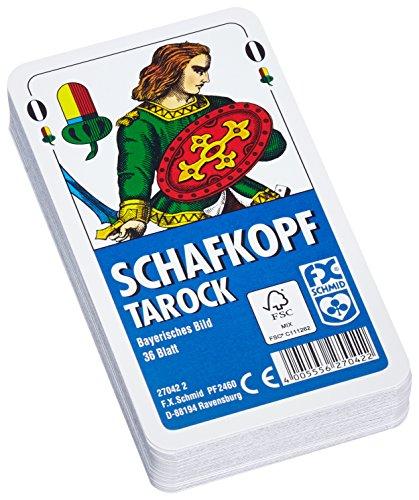 Ravensburger Spielkarten 27042 - Schafkopf/Tarock
