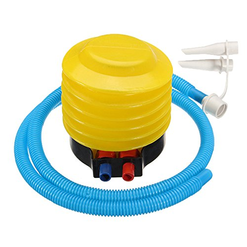 Voet ballon luchtbed kajak licht gewicht opblaaspomp snel eenvoudige bediening