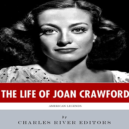 The Life of Joan Crawford audiobook cover art