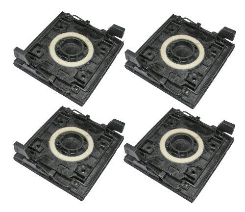 Skil 7292 1/4 Sheet Palm Sander (4 Pack) Pad Assembly # 1619P04800-4PK
