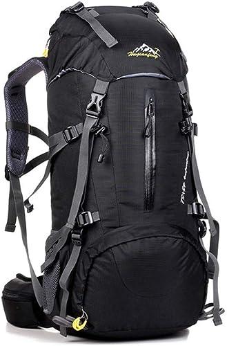 Sac à dos de ville Hommes et femmes Multi-couleur facultatif en plein air sac à dos sac de randonnée grande capacité sac à dos Sports de plein air hommes et femmes imperméable à l'eau grande capacité