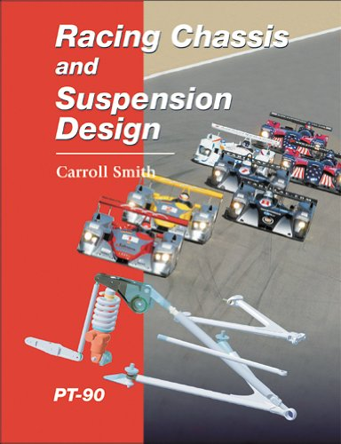 Smith, C:  Racing Chassis and Suspension Design (Progress in Technology)