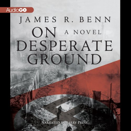 On Desperate Ground copertina