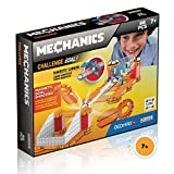 Geomag Magnetic Toys Magnets for Kids Mechanics Goal Challenge Educational Board Game & Building Set Swiss-Made Age 7+ 96 Piece, Multicolor (769)