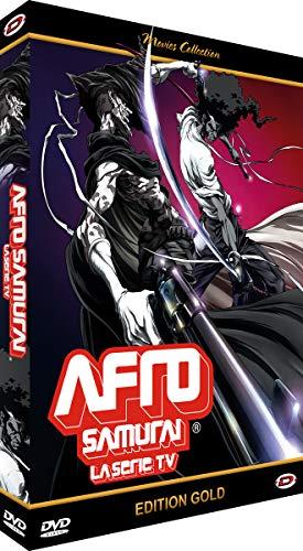 Afro Samurai-Intégrale-Edition Gold