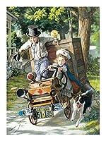 子供の絵の油絵 - 数字でユニークなギフト番号壁芸術DIYフレームホームウォールデコレーション (Color : 95, Size(cm) : 30x40cm DIY Frame)