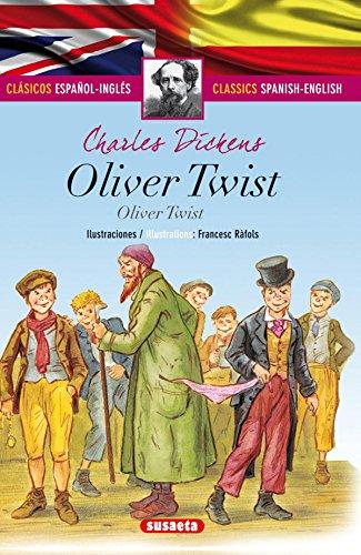 Oliver Twist - español/inglés (Clásicos bilingües)