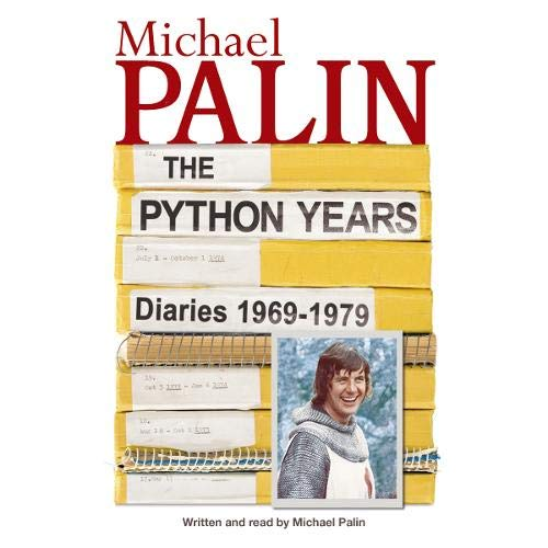 The Python Years cover art