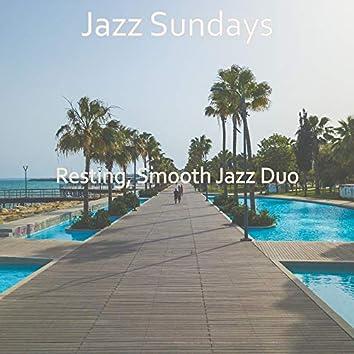 Resting, Smooth Jazz Duo