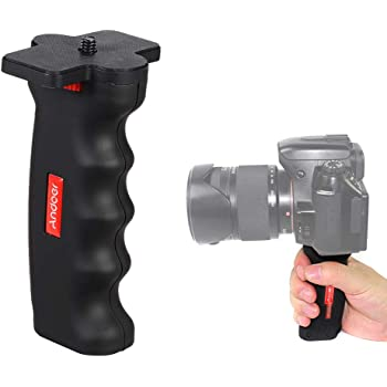 Opteka HG-1 Heavy-Duty Aluminum Ultra HandGrip Handheld Stabilization System for Digital SLR and Video Cameras
