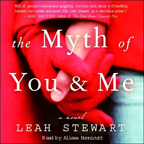 The Myth of You and Me audiobook cover art