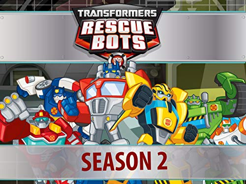 Transformers Rescue Bots – Season 2