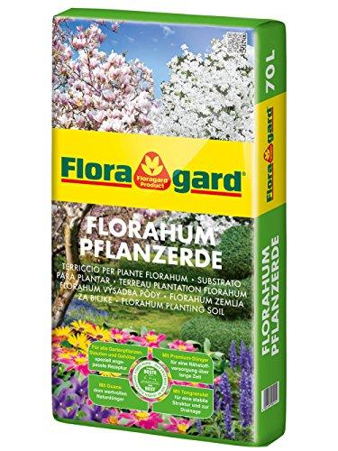 Floragard -   Florahum Pflanzerde