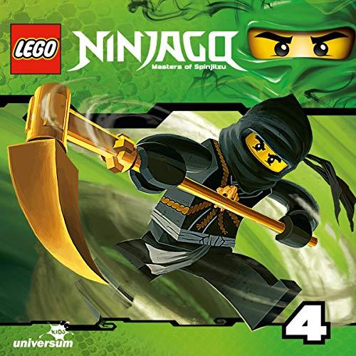 Der grüne Ninja Titelbild