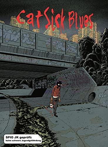 Cat Sick Blues (Uncut) - 2-Disc Limited Collector's Edition (Mediabook) (Blu-ray + Bonus-BD)