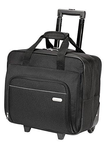 Targus Metro Rolling Case for 16-Inch Laptop, Black (TBR003US)