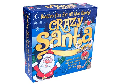 Crazy Santa - A Great New Board Game for Christmas