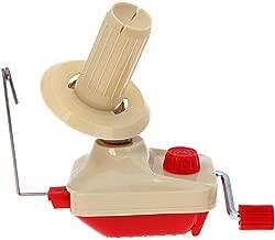 JVSISM R Portable Bobineuse?pour Fil de Peche systeme de Bobine en Aluminium et Caoutchouc