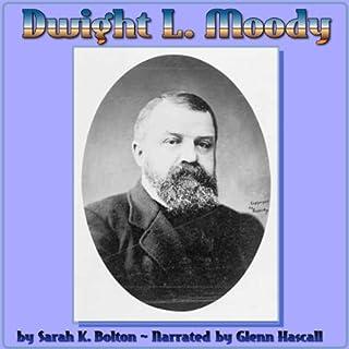 Dwight L. Moody audiobook cover art